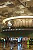 ID 3380328 | Singapur Airport - Terminal Hall Trzy wyjazdu | Foto stockowe wysokiej rozdzielczości | KLIPARTO