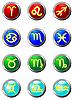 kreisförmige Tierkreiszeichen