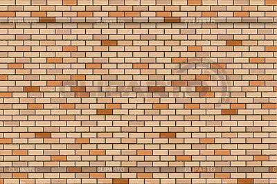 Ziegelmauer | Stock Vektorgrafik |ID 3001639