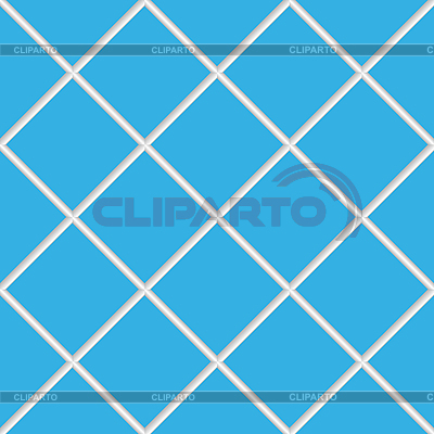 Blaue nahtlose Kacheln-Textur | Stock Vektorgrafik |ID 3002685