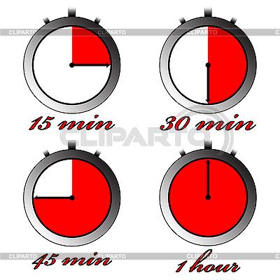 Chronometer   Stock Vektorgrafik  ID 3003001
