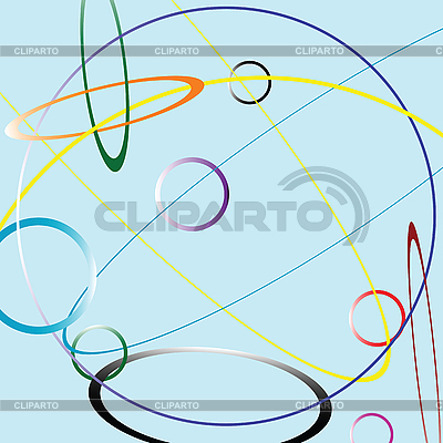 Circles | Klipart wektorowy |ID 3003041