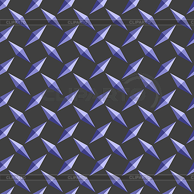 Design mit metallischem Romben | Stock Vektorgrafik |ID 3003361
