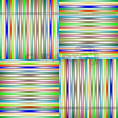 Quadrat-Streifen | Stock Vektorgrafik |ID 3004302