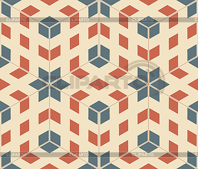 Nahtloses Muster mit Sternen | Stock Vektorgrafik |ID 3004751
