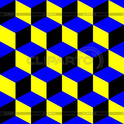 Farbige Kuben | Stock Vektorgrafik |ID 3004785