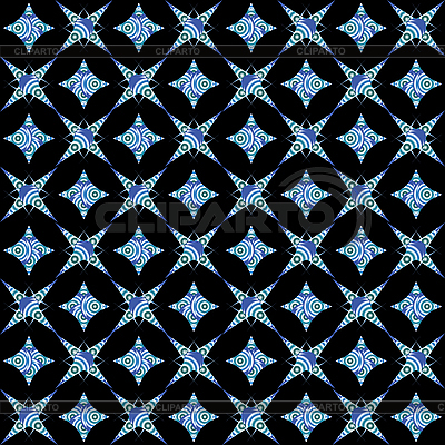 black and blue damask pattern Facebook Cover timeline photo banner