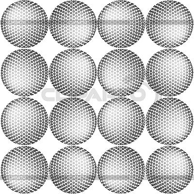 Hintergrund mit Disco-Kugeln | Stock Vektorgrafik |ID 3005152