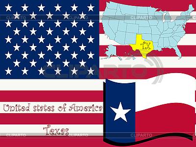Texas | Stock Vektorgrafik |ID 3005608