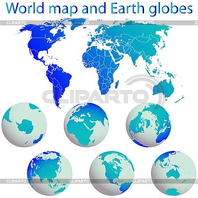 векторный клипарт земля: