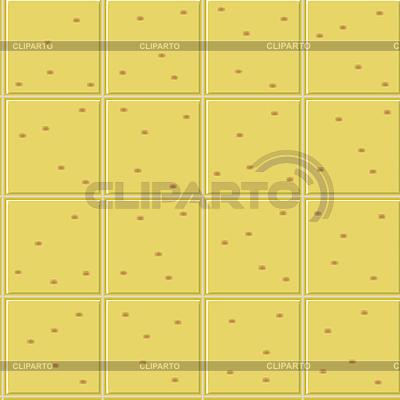 Żółty ceramiki szwu | Klipart wektorowy |ID 3005972