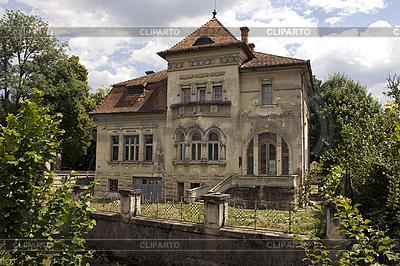 Verlassenes Haus   Foto mit hoher Auflösung  ID 3010520