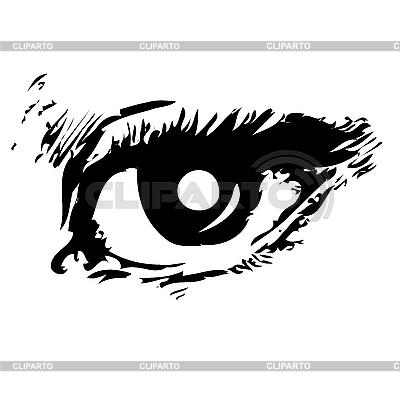 Auge | Stock Vektorgrafik |ID 3010586