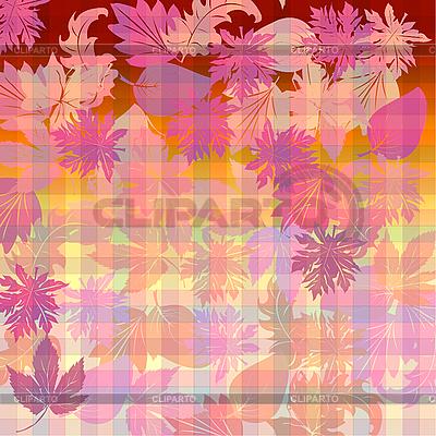 Jesienne liście | Klipart wektorowy |ID 3018413