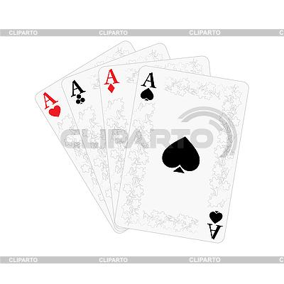 Karty do gry | Klipart wektorowy |ID 3025378