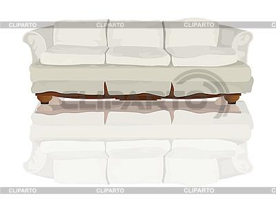 Sofa | Klipart wektorowy |ID 3124747