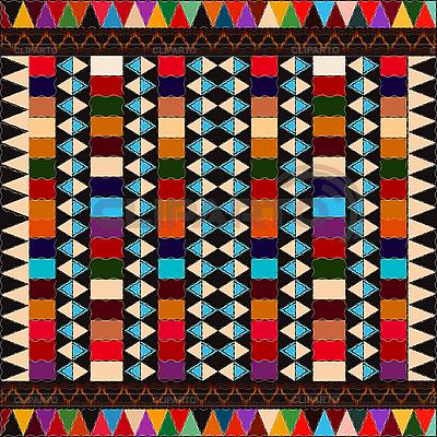 American Indian etniczne | Klipart wektorowy |ID 3124975