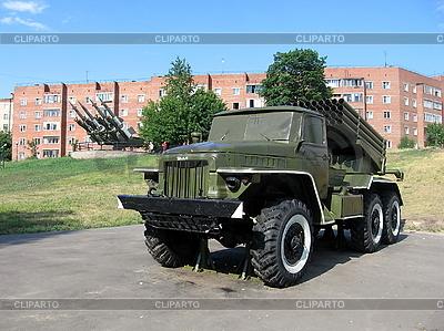 Militär-LKW | Foto mit hoher Auflösung |ID 3010717