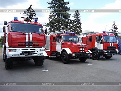 Wozy strażackie | Foto stockowe wysokiej rozdzielczości |ID 3010902
