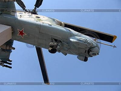 Bottom Helicopter | Foto stockowe wysokiej rozdzielczości |ID 3012126