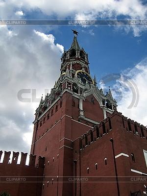 Turm des Moskauer Kreml | Foto mit hoher Auflösung |ID 3012152