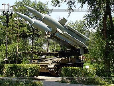 Militärische Raketen | Foto mit hoher Auflösung |ID 3012169