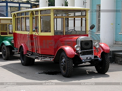 Alter Bus | Foto mit hoher Auflösung |ID 3012188