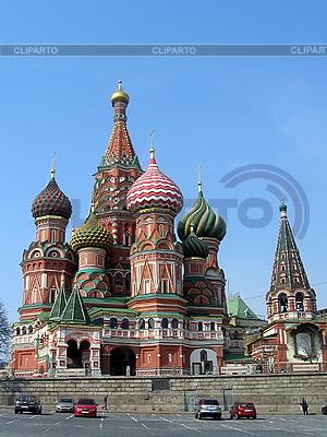 Basilius-Kathedrale | Foto mit hoher Auflösung |ID 3012291