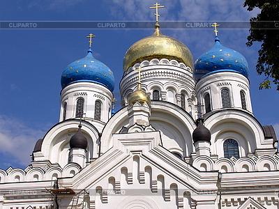 Weiße Kirche | Foto mit hoher Auflösung |ID 3012307