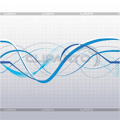 Синие линии и серые точки | Векторный ...: клипарт.рф/изображение/3011212-синие...