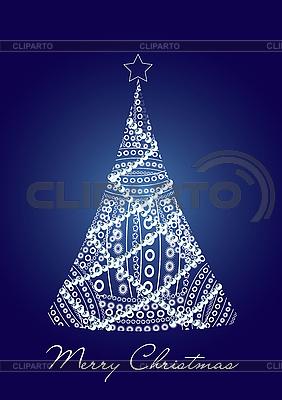 Boże Narodzenie w tle | Klipart wektorowy |ID 3016417