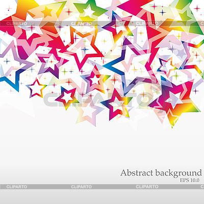 Sternen-Hintergrund | Stock Vektorgrafik |ID 3071681
