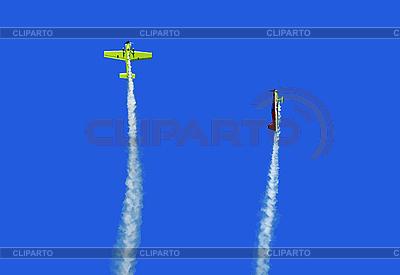Samoloty | Foto stockowe wysokiej rozdzielczości |ID 3014055