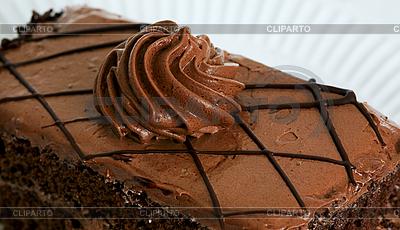 Ciasto czekoladowe | Foto stockowe wysokiej rozdzielczości |ID 3015826
