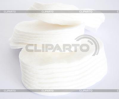 Baumwolle Scheiben | Foto mit hoher Auflösung |ID 3015831