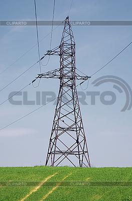 Elektrische Leitungen | Foto mit hoher Auflösung |ID 3016272