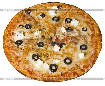 Pizza | Foto mit hoher Auflösung |ID 3016538