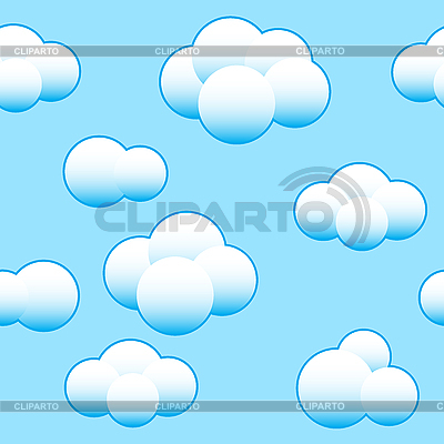 клипарт облака: