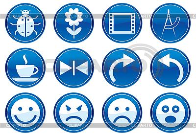 Icons für Gadget | Stock Vektorgrafik |ID 3013650