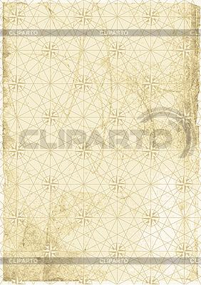 Stare tło Map | Klipart wektorowy |ID 3014862
