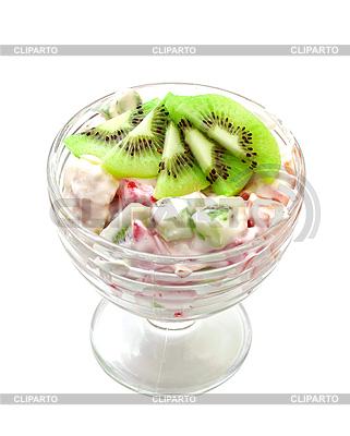 Sałatka ze świeżych owoców | Foto stockowe wysokiej rozdzielczości |ID 3014419