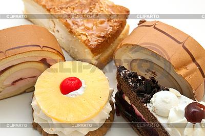 Vielzahl von Kuchen | Foto mit hoher Auflösung |ID 3014607