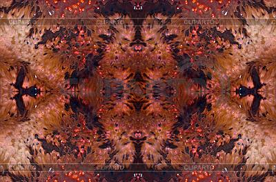 Symmetrischer abstrakter Hintergrund | Foto mit hoher Auflösung |ID 3019088