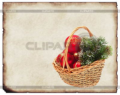 Old Christmas Card | Foto stockowe wysokiej rozdzielczości |ID 3019275