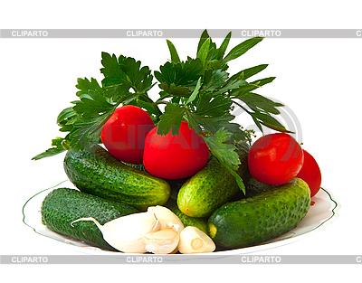 Свежие овощи | Фото большого размера |ID 3019315