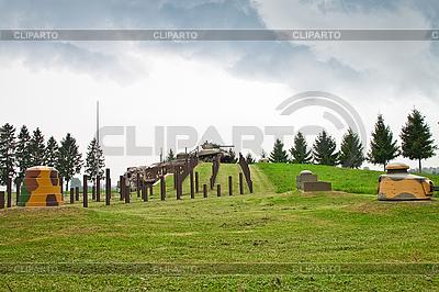 Linia Maginota | Foto stockowe wysokiej rozdzielczości |ID 3024409