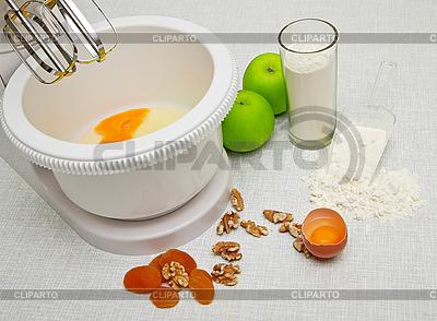 Ingredienzen für Teig | Foto mit hoher Auflösung |ID 3107175