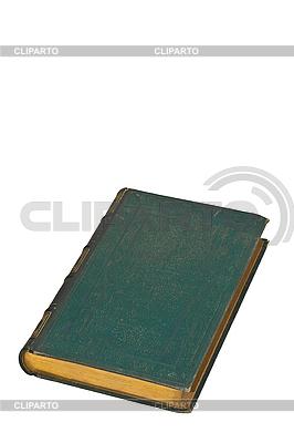 Altes grünes Buch | Foto mit hoher Auflösung |ID 3015328