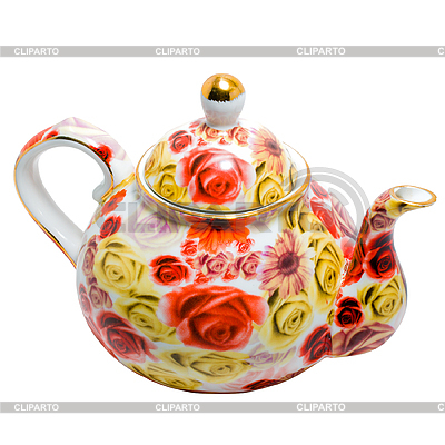 Chinesische Teekanne | Foto mit hoher Auflösung |ID 3015451
