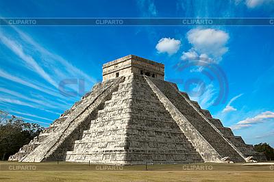 치첸이 트사 - 멕시코의 고 대 마 야 피라미드 | 높은 해상도 사진 |ID 3015729